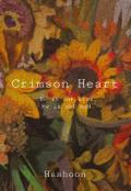 "Book cover ""Crimson Heart"""