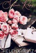 """Cubierta del libro """"Sixteen Roses"""""""