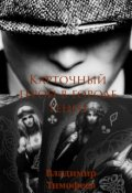 """Обложка книги """"Карточный герой в городе теней"""""""
