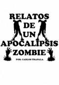 """Cubierta del libro """"Relatos De Un Apocalipsis Zombie"""""""