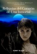 """Cubierta del libro """"Reliquias del Corazon de una Inmortal ©"""""""