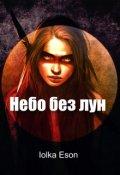 """Обложка книги """"Небо без лун"""""""