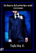 """Cubierta del libro """"En busca del príncipe azul"""""""
