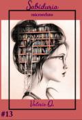 """Cubierta del libro """"Sabiduría"""""""