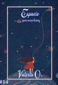 """Cubierta del libro """"Espacio"""""""
