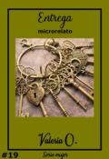 """Cubierta del libro """"Entrega"""""""