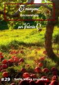 """Cubierta del libro """"El manzano"""""""