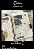 """Cubierta del libro """"El diario"""""""