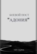"""Обложка книги """"Боевой пост """"Адония"""""""""""