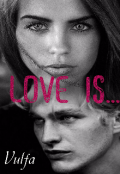 "Обложка книги ""Love is..."""