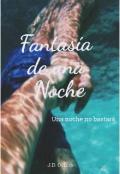 """Cubierta del libro """"-Fantasía de una Noche-"""""""