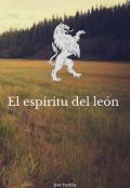 """Cubierta del libro """"El espíritu del león"""""""
