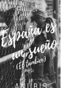 """Cubierta del libro """"España es un sueño"""""""
