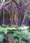 """Cubierta del libro """"El bosque colindante"""""""