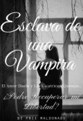 "Cubierta del libro ""Esclava De Una Vampira"""