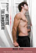 """Cubierta del libro """"Desiciones Del Destino"""""""