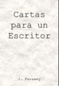 """Cubierta del libro """"Cartas para un Escritor"""""""