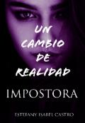 """Cubierta del libro """"Impostora"""""""