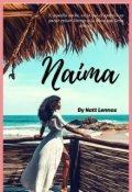 """Cubierta del libro """"Naima"""""""