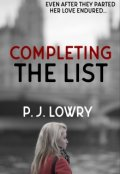 "Book cover ""Completing The List """