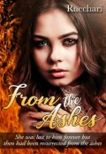 """Book cover """"From the Ashes"""""""