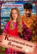 """Обложка книги """"Колдовской пояс Всеслава"""""""