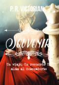 """Cubierta del libro """"Souvenir"""""""