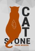 "Обложка книги ""Cat's stone"""
