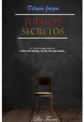 """Cubierta del libro """"Juegos Secretos"""""""