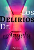 """Cubierta del libro """"Los Delirios de Angela"""""""