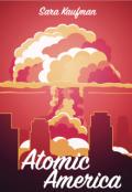 """Book cover """"Atomic America"""""""