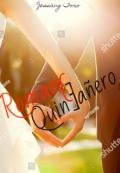 """Cubierta del libro """"Romance Quinceañero"""""""