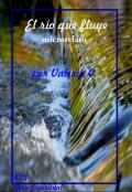 """Cubierta del libro """"El río que fluye"""""""