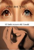 """Cubierta del libro """"Who are you? El lado oscuro del Conde"""""""