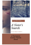 """Book cover """"A Sister's Search"""""""