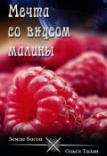 """Обложка книги """"Мечта со вкусом малины"""""""