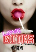 "Book cover ""Love Bites"""