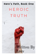 "Book cover ""Heroic Truth"""