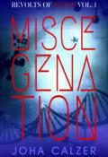 """Book cover """"Miscegenation"""""""