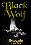"""Cubierta del libro """"Black Wolf"""""""