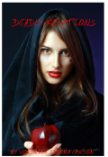 """Book cover """"Deadly Relations """""""