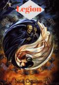 """Book cover """"Legion"""""""