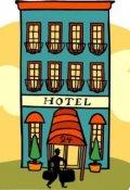"""Обложка книги """"Отель"""""""