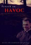 "Book cover ""Preach on Havoc"""