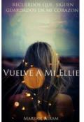 """Cubierta del libro """"Vuelve A Mi Ellie"""""""