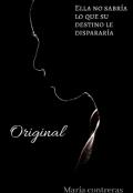 """Cubierta del libro """"Original"""""""