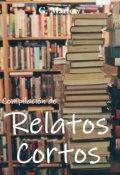 """Cubierta del libro """"Compilación de Relatos Cortos"""""""
