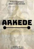 """Cubierta del libro """"Arkede"""""""