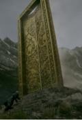 """Обложка книги """"Врата в прошлое"""""""