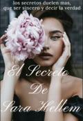 """Cubierta del libro """"El Secreto De Sara Hellem """""""